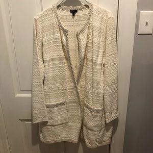 Gorgeous, sparkly size 2X Talbots cardigan